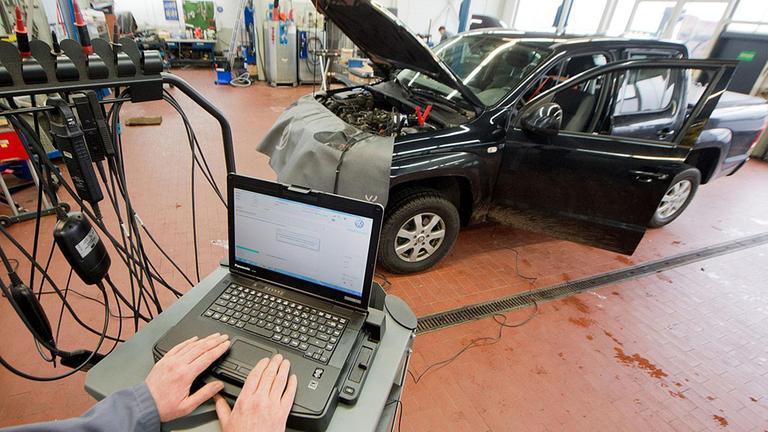 Softwareupdate_VW Amarok